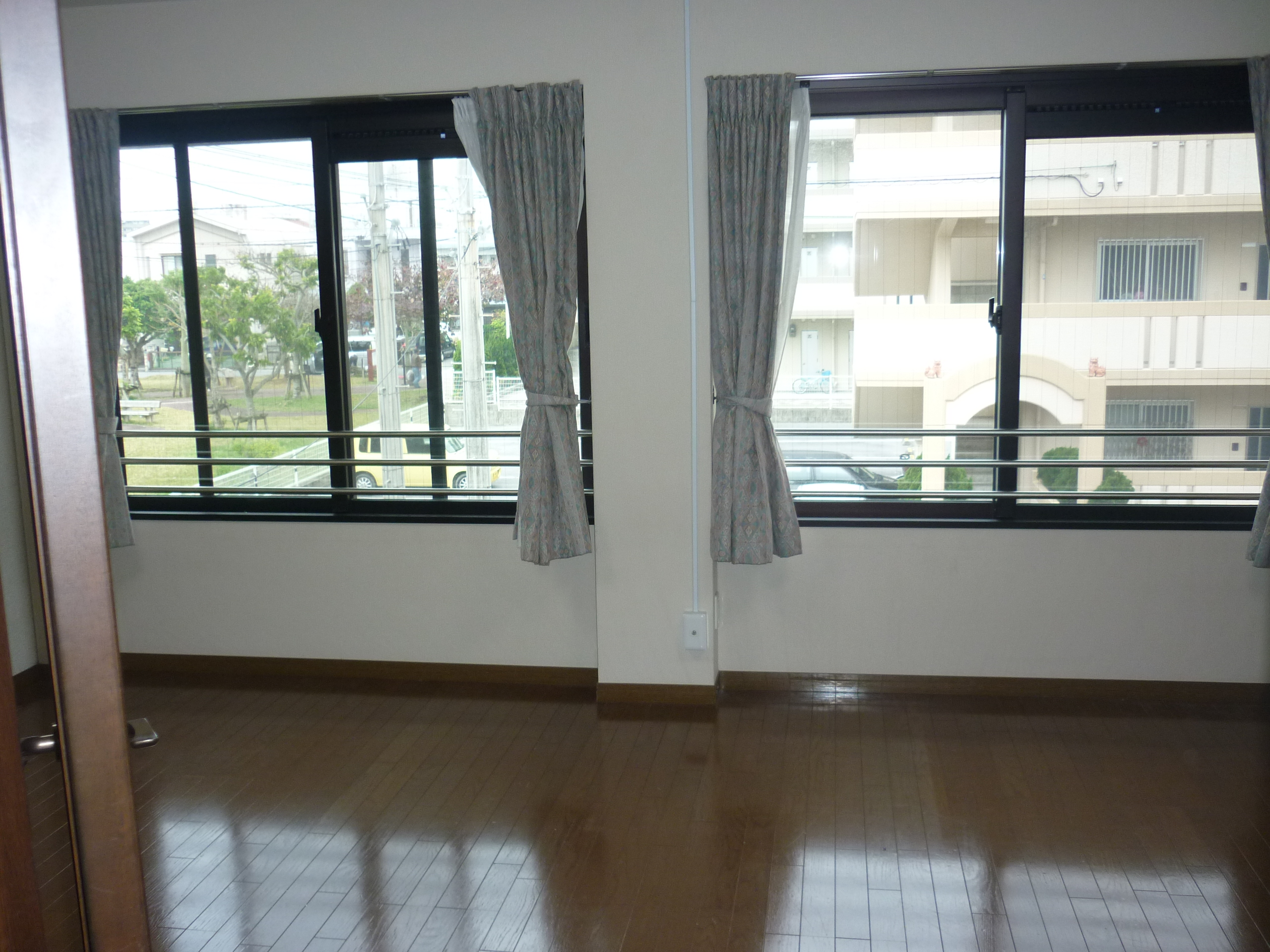 Ooshiro House with a clean yard In Okinawa City