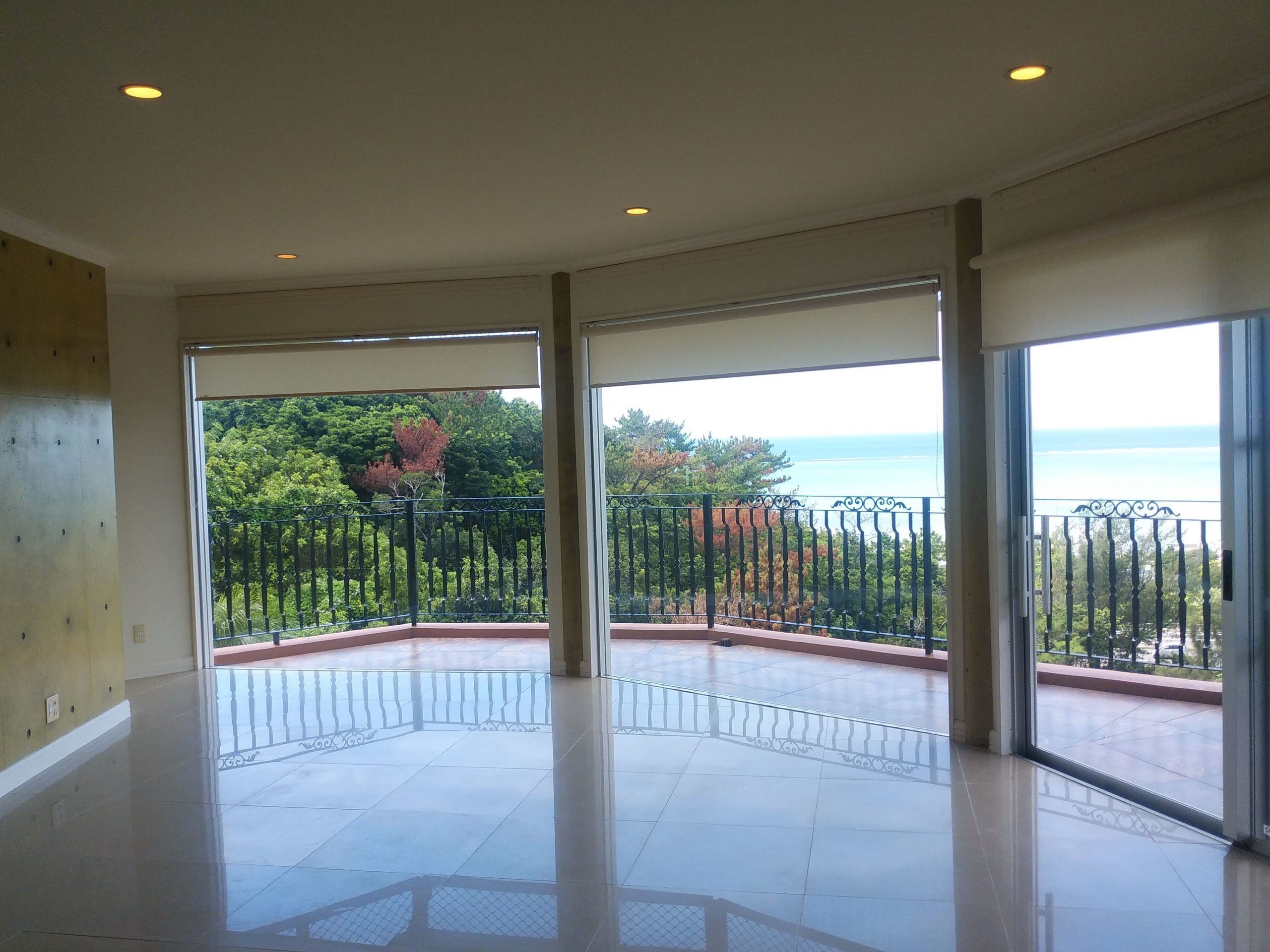 Beautiful Ocean View House In Onna